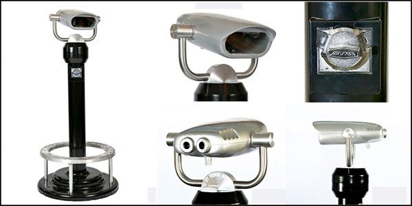 Hi-Spy Viewing Machines - Coin Mechanical 10X & 20X
