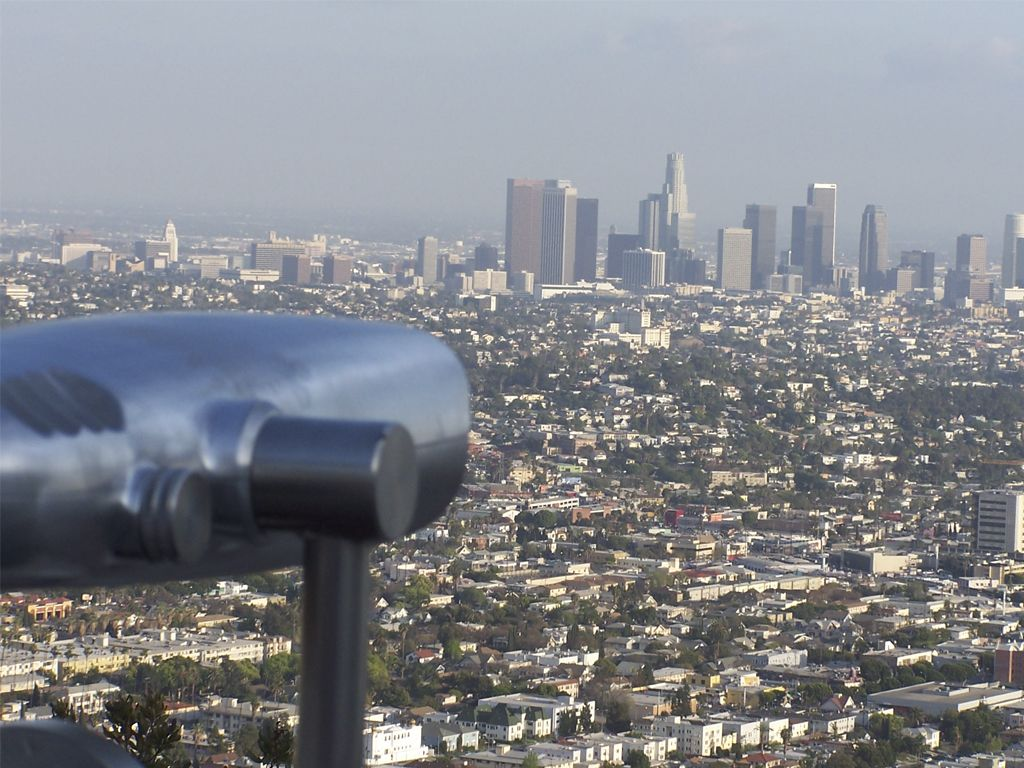 The View at the Griffith Observatory